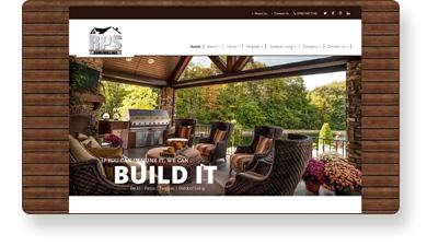 Restoration Websites are here!